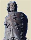 Robert IV Count of Anjou Margrave of Neustria  44th GGF
