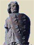 Robert IV Count of Anjou Margrave of Neustria  44th GGF. Ancestor
