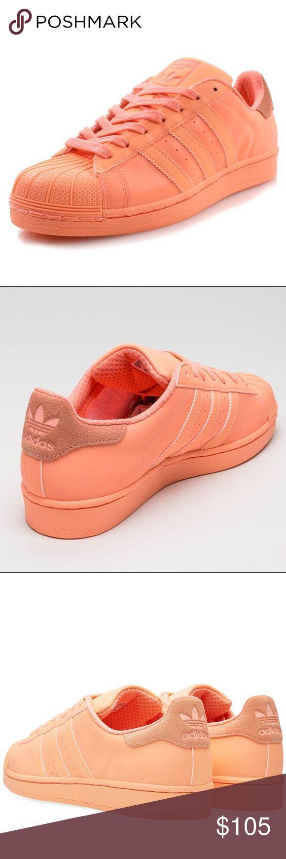 Adidas Superstar Adicolor - Sunglow Size 7/7.5 Adidas Superstar Adicolor…