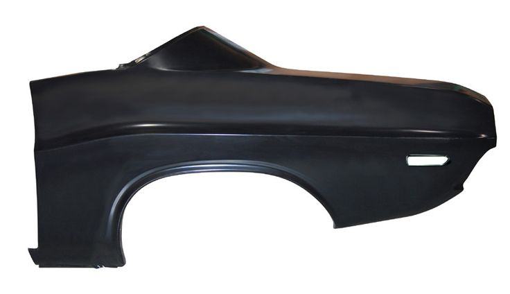 1970 - 1971 Dodge Challenger Coupe (Coupe) OE Style Quarter Panel LH