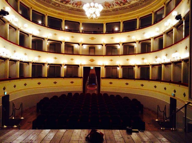 Teatro Annibal Caro Civitanova Marche Alta (MC) Teatri Di Civitanova