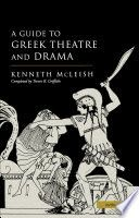 [This book] provides an extensive introduction to Athenian theatre, the form of the plays, and, as far as can be established, how the plays were performed. Then follows a background section on each playwright, a synopsis and commentary for each of the surviving plays and an outline of Aristotle's theories on drama