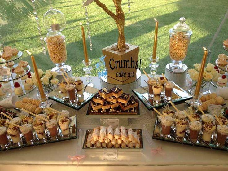 Luxurious Dessert Tables