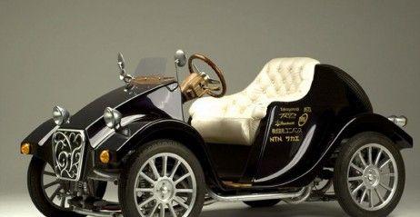 Znalezione obrazy dla zapytania samochody w stylu retro