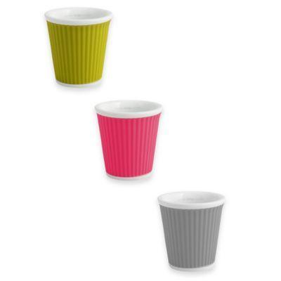 Les Artistes Paris Espresso Cups (Set of 2) - BedBathandBeyond.com
