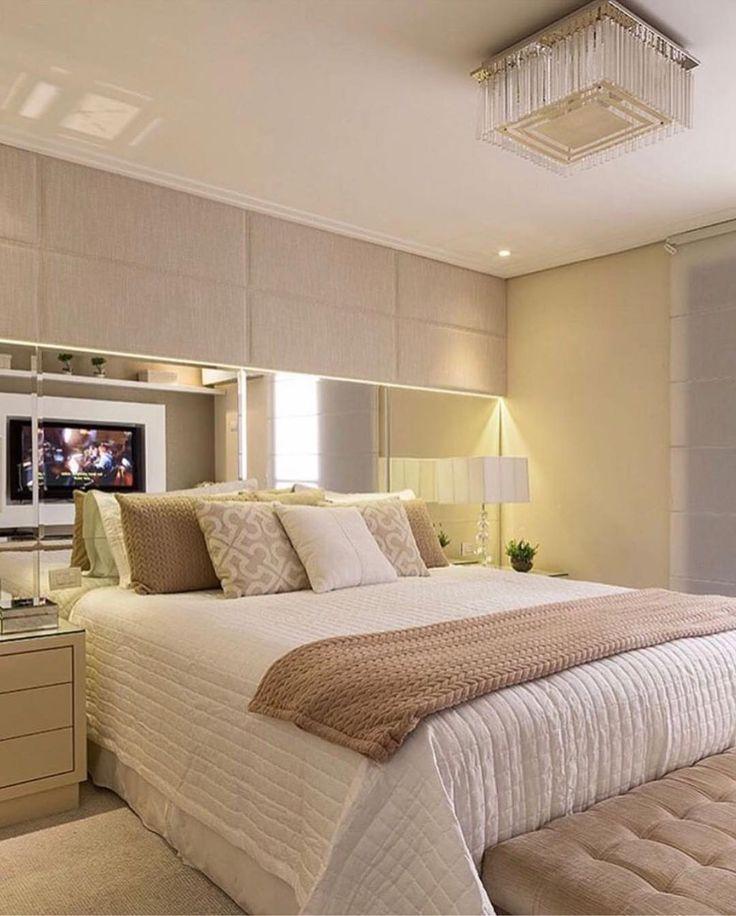 Cores suaves num quarto acolhedor e belo by Monise Rosa. Amei! @pontodecor Via @maisdecor_ www.homeidea.com.br Face: /homeidea Pinterest: Home Idea #pontodecor #maisdecor #projetos #igers #arquitetura #ambiente #archdecor #homeidea #archdesign #projetos #tbt #home #homedecor #pontodecor #homedesign #photooftheday #love #interiordesign #interiores #cute #construcao #decoration #world #lovedecor #architecture #archlovers #inspiration #project #cozinha