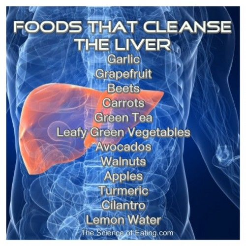 Foods That Cleanse The Liver (2)