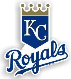 """Kansas City Royals 12"""""""" Car Magnet"""