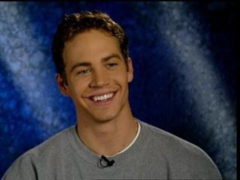 Paul Walker's First ET Interview in '99...my very favorite interview - he is just so cute in this & really shows off that amazing smile