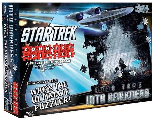 Star Trek Into Darkness Puzzle Game $12.99