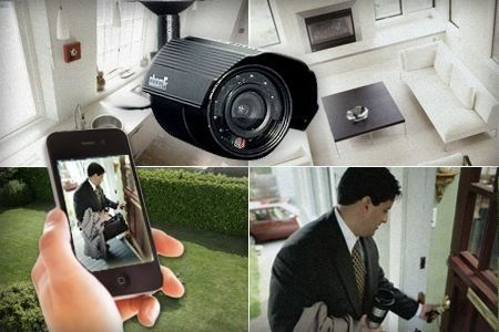 video vigilancia por internet equipos para transmitir imagenes por. Black Bedroom Furniture Sets. Home Design Ideas