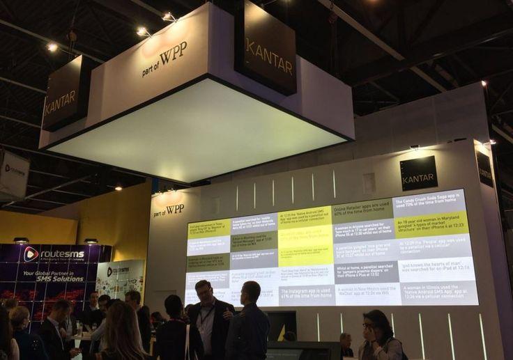 Nueva pantalla de leds unilumin de 2,6 mm en alquiler en Madrid y Barcelona