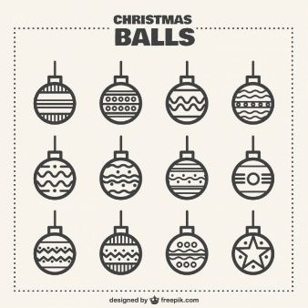 Рождественский бал иконки
