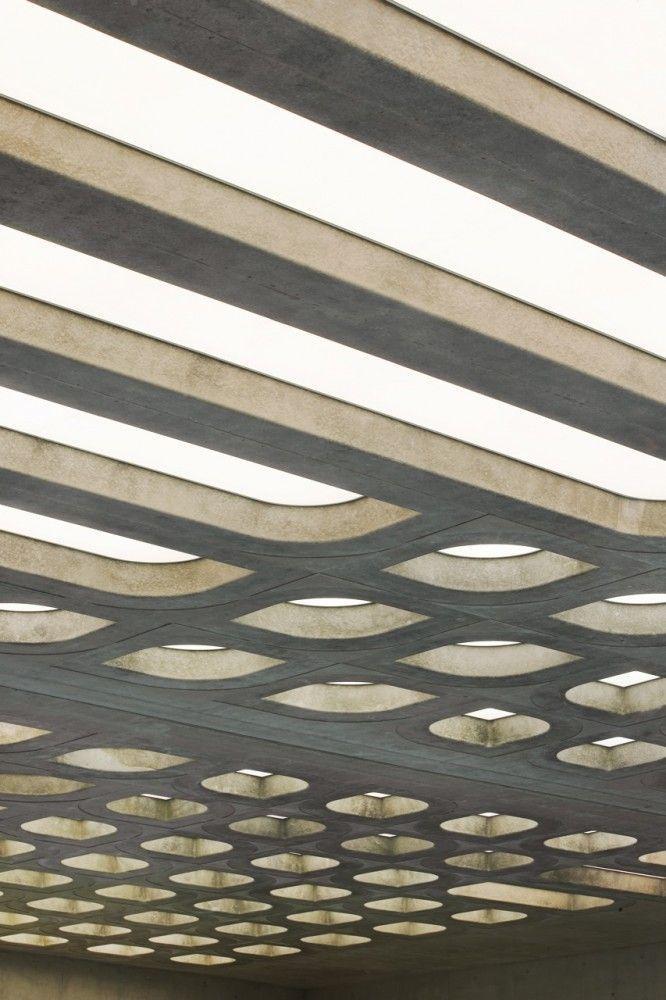 Architecture Hall London Aquatics Centre / Zaha Hadid Architects