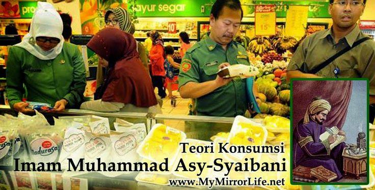 Pemikiran Ekonomi Al-Imam Asy-Syaibani. | My Mirror Life