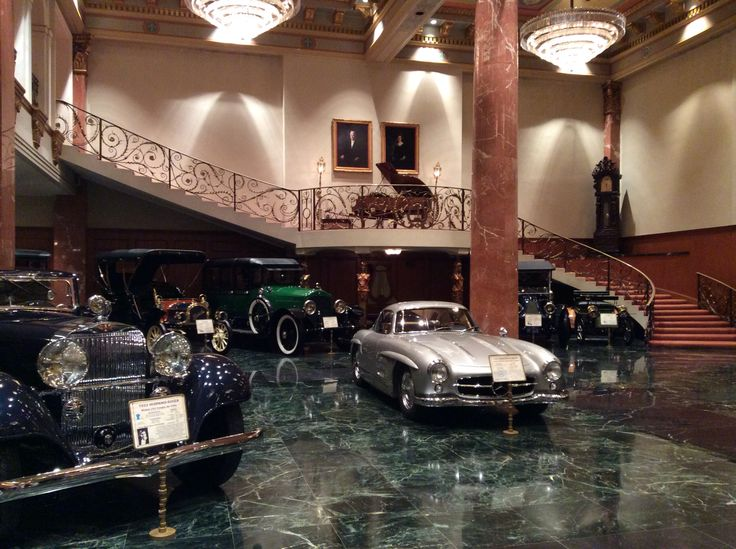 The Nethercutt Museum has on display over 150 antique automobiles as - halloween decorated cars