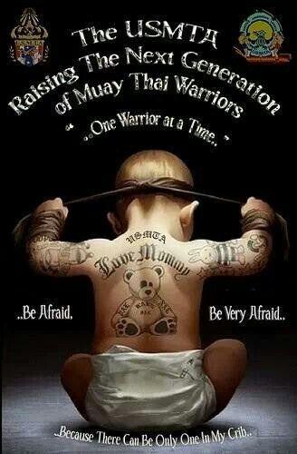Raising the next generation of Muay Thai warriors