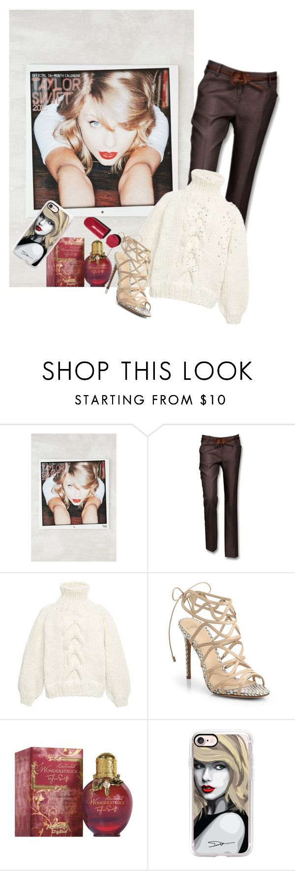 """""""Snow Swift"""" by lseed87 ❤ liked on Polyvore featuring WALL, I Love Mr. Mittens, Alexandre Birman, Casetify, Chanel, taylorswift and sweaterweather"""