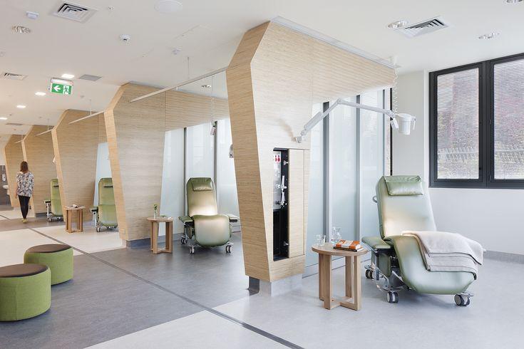 Ballarat Regional Integrated Cancer Centre - Australian Interior Design Awards 2014 Shortlist, Public Design. THID Interior Design. Architects - BLP