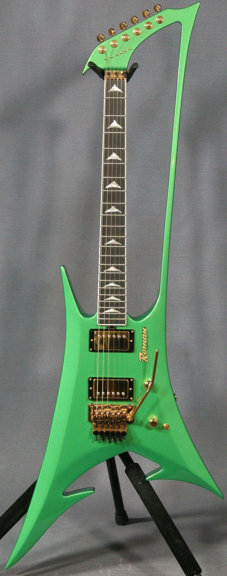 guitars for sale | Abstract Enterprize Guitar - Ed Roman Guitars