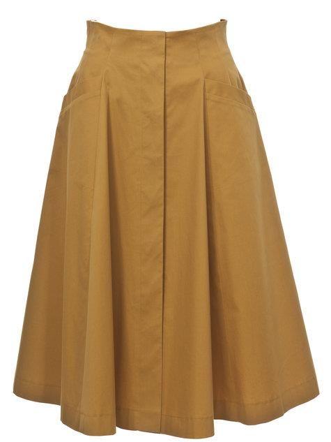 Шьем юбку по выкройке из журнала burda may 2012