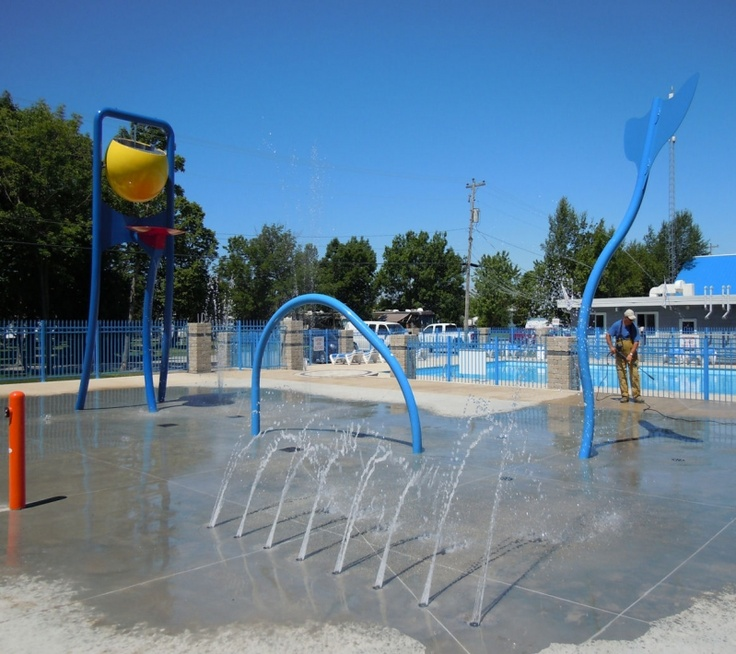 RV & Camping : Quintes Isle Campark in Prince Edward County Ontario