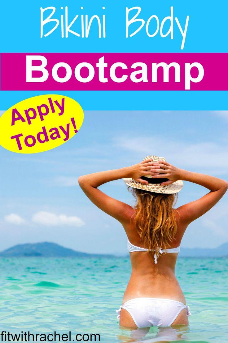 21 Tage Bikini Body Bootcamp   – Health and Fitness Tips with Rachel Ngom