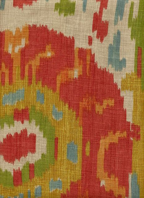 #color #obsession #ikat