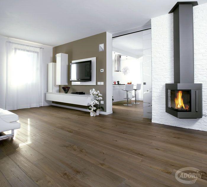 Wooden Floor - Pavimento in legno - Weathered Chestnut - Castagno del tempo #cadorin italian top quality wood flooring - Hardwood three layers floors @cadoringroup