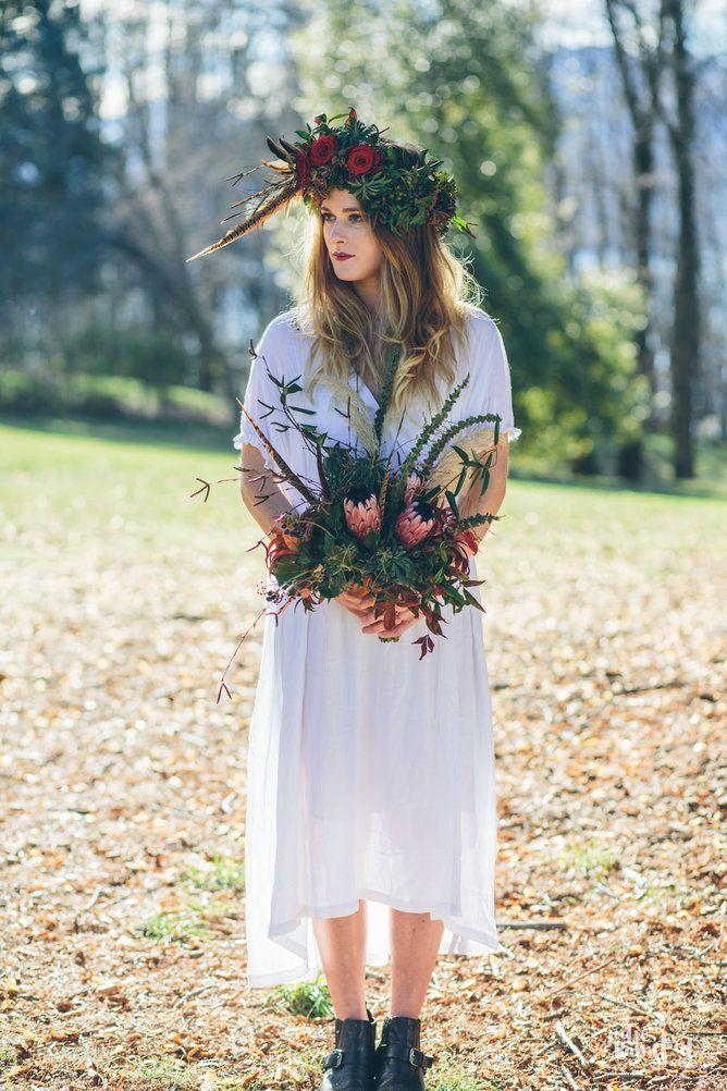 Bohemian Goddess photo shoot