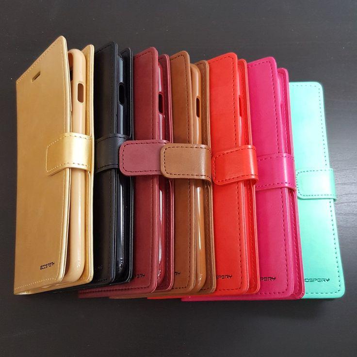 Samsung Galaxy A5 - Goospery Blue Moon Diary Case - 16.95$