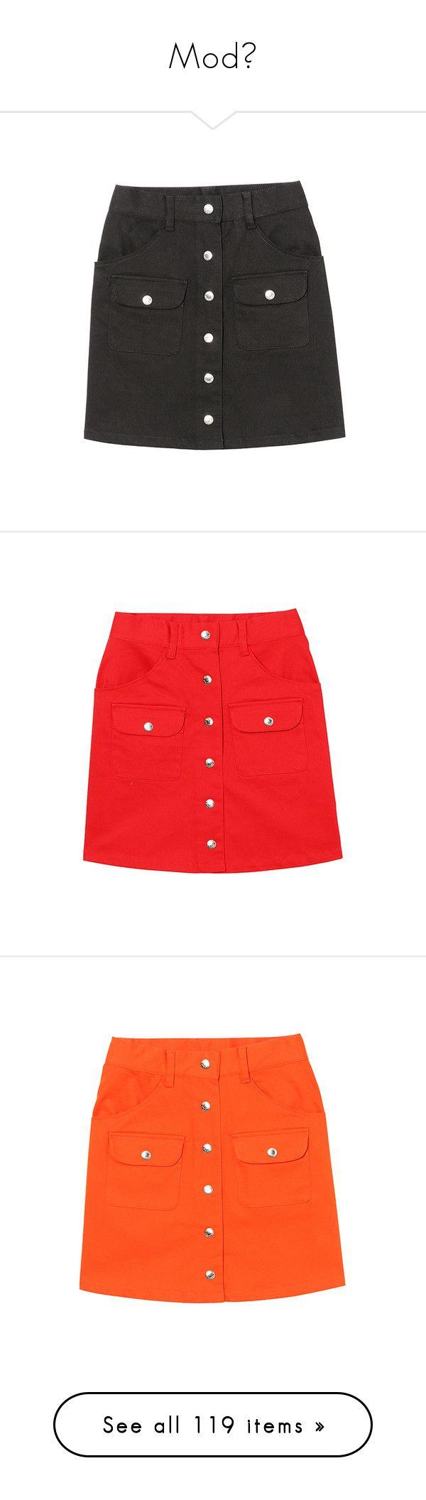 """Modę"" by nataliastopczasu ❤ liked on Polyvore featuring skirts, puff skirt, puffy skirts, red puffy skirt, red knee length skirt, red skirt, orange skirt, yellow skirts, mini skirts and blue sequin mini skirt"