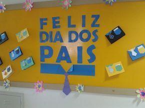 Pedagógiccos: Mural do Dia dos Pais