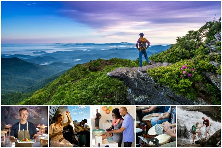 If you're looking for things to do in Asheville, then consider this list your primer to the many activities available in the Blue Ridge Mountains. Whether you're a first-time visitor, or perhaps well acquainted with the flare of this Southern Appalachia getaway, here are 50 ideas to help you see, do, and explore the best Asheville has to offer.