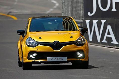 #Renault #Clio R.S #Concepthttp://www.villagerenault.com.au