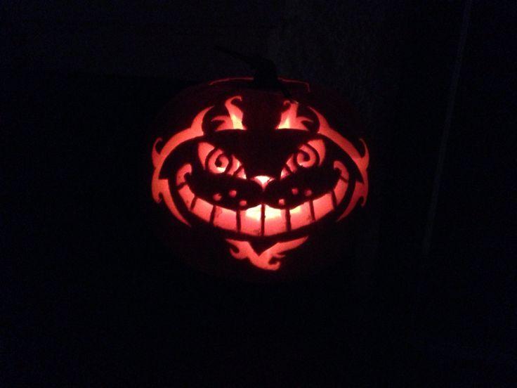 Cheshire Cat, Halloween 2015