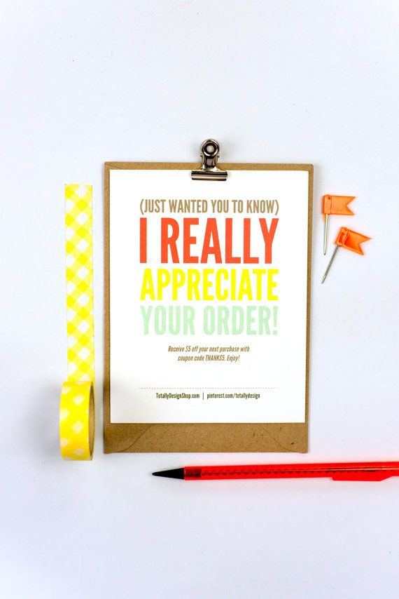 23 best Business thank you cards images on Pinterest Business - coupon template download