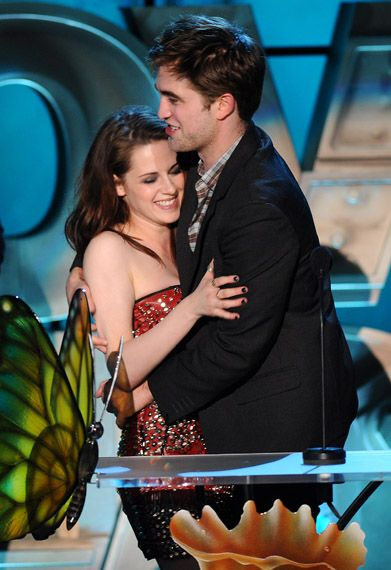 So cute I could eat them up.    Rob Pattinson Kristen Stewart