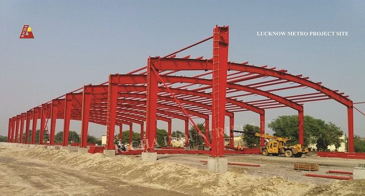 Are you looking for pre engineered buildings manufacturer? Richa Industries limited is a India's leading manufacturer for all types of pre engineered buildings from simple to complex structure. We expertise in Pre-Engineered Buildings Design and Fabrication. Richa has done many major steel buildings projects in different states of India and listed in Bombay Stock Exchange (BSE).