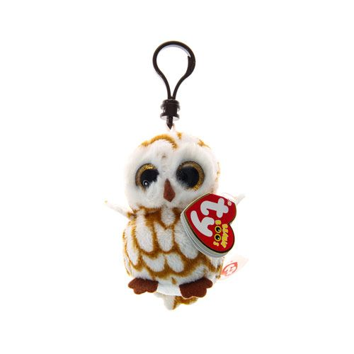 Small TY Swoops the Owl Keyring