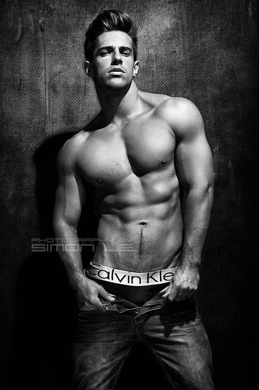 FANTASTIC GORGEOUS DIVINE -- SEXY SWEET RYAN GREASLEY.