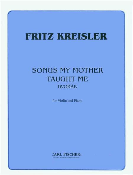Songs My Mother Taught Me (Set of Parts)