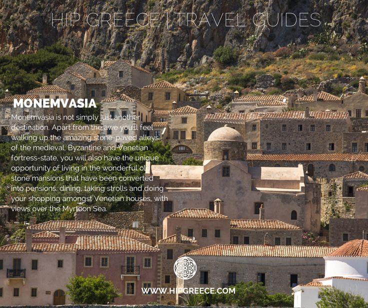 Monemvassia   Peloponnese   Greece