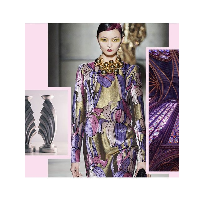 Christmas Trends 2020-2022 Autumn/Winter 21/22 Print Trend   Abstract Layers   Patternbank in