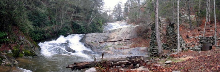 Peach Bottom Falls near Independence, VA | Where I Come ...