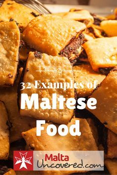 From the more exotic rabbit dishes to beef olives and traditional and seasonal sweets, most Maltese food is packed with flavour. Read the article: http://www.maltauncovered.com/culture/maltese-food/