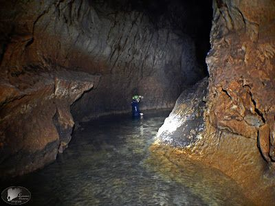 Nerospilia cave, Greece