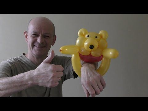Winnie The Pooh of balloons