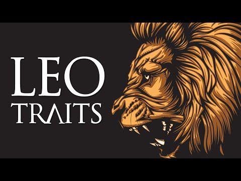 Leo Personality Traits (Leo Traits and Characteristics) - YouTube