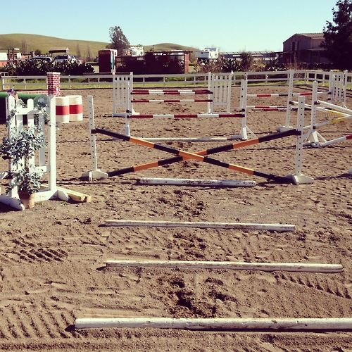 Can't wait until I get to see this view again! Love pony club!
